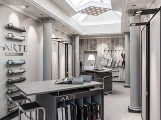 ARTE Inspiration Shop:  Geschäftsräume & Stores von Kunstwerkstätten Malerbetrieb Kelleter GmbH