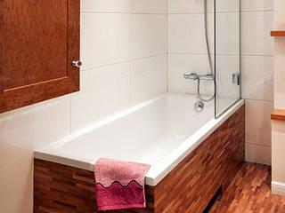 stylowa łazienka Klasyczna łazienka od Izabela Widomska Interiors Klasyczny