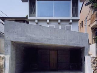 K&K-HOUSE 外観: M4建築設計室が手掛けた家です。