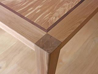Mandorla Dining Table: modern  by David Tragen, Modern