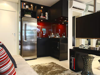 Кухни в . Автор – Chris Silveira & Arquitetos Associados