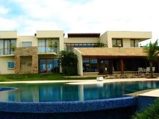Mascarenhas Arquitetos Associados Case moderne