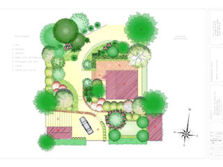 Jardines rurales de BersoDesign ❖ Landscape architecture. Design. Rural