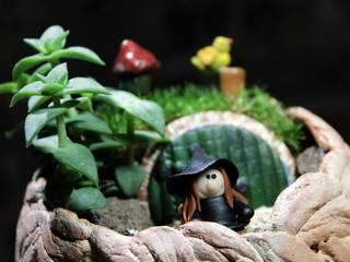 MyHobbyMarket & Peri Bahçem – Hobbit Evi: minimalist tarz , Minimalist