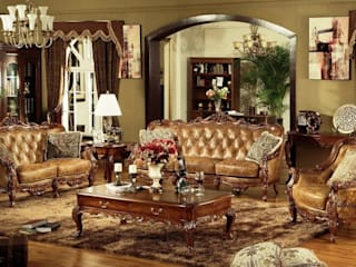 A Lavish & Decorative Living Room Locus Habitat Living roomSofas & armchairs
