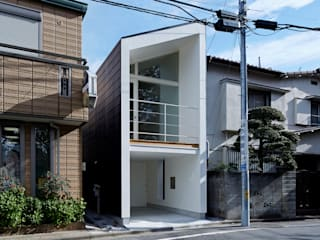 Park House Casas eclécticas de another APARTMENT LTD. / アナザーアパートメント Ecléctico