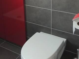Une salle de bain qui reprend vie.... par L'Autrement Déco Moderne