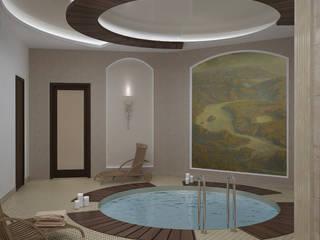 Зона спа в санатории Спа в классическом стиле от Makhrova Svetlana Классический