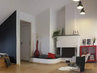 Il monolocale :  in stile  di FOSCA de LUCA Home Stager & Redesigner