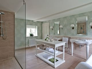 Ansty Manor Country style bathroom by BLA Architects Country