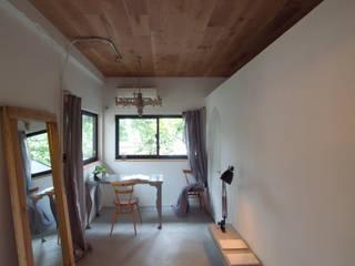 Media room by 一級建築士事務所ageha., Rustic