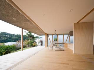 sky and light house の 森下新宮建築設計事務所/MRSN ARCHITECTS OFFICE