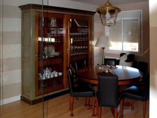 Comedor de apartamento - CivitasNova:  de estilo  de CIVITASNOVA