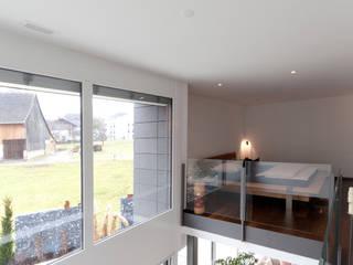 Hildenhöfli:  Arbeitszimmer von Hans Ritschard Architekten AG