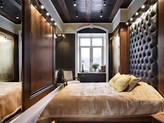 Архитектурное бюро 'Золотые головы' SchlafzimmerAccessoires und Dekoration