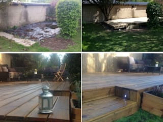 Decking Neil Brown - Handyman & Renovations