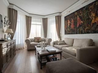 Мягкость красок (300 м²):  в . Автор – Частный дизайнер Соловьева Юлия