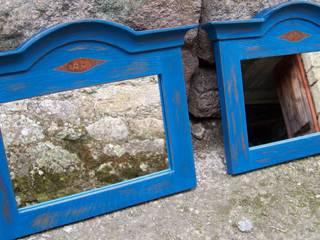 Espejos azules:  de estilo  de O covil