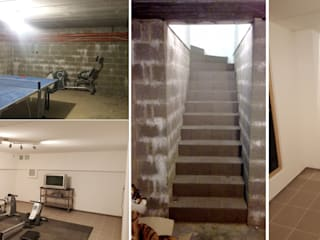 Cellar renovation: modern  von Neil Brown - Handyman & Renovations,Modern