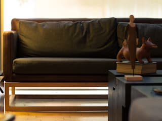 CACAHUAMILPA Salones modernos de TALLER R Moderno