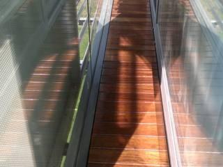 Balcones y terrazas de estilo tropical de Ortaköy Parke İç Dekorasyon Tropical