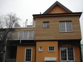 Gartenansicht:  Häuser von AR-GE Schackl