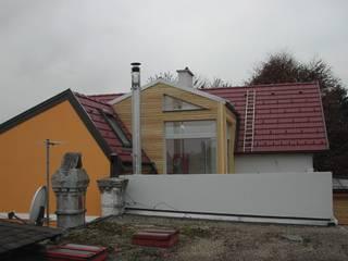 Stiegenaufgang:  Häuser von AR-GE Schackl