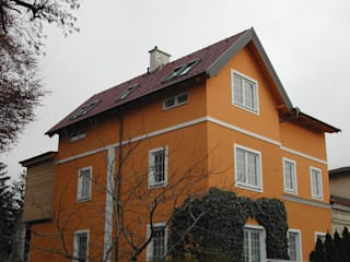 Straßenansicht:  Häuser von AR-GE Schackl