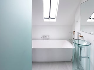 Sheen Lane, Bathroom BLA Architects Baños de estilo moderno