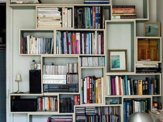 Bibliothèque par Thibaut and Thewood Moderne