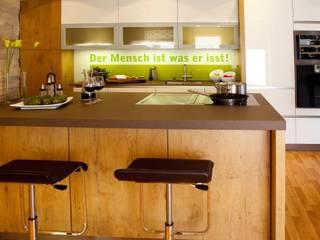 Settele Küche & Wohnen Modern style kitchen
