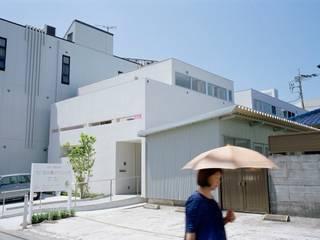 Hirokoji Clinic: Morii's Atelier+LINK が手掛けた病院です。,モダン