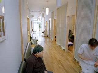 Hirokoji Clinic: Morii's Atelier+LINK が手掛けた病院です。