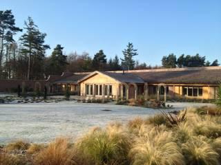 Fletcher's Cottage External:  Spa by Aitken Turnbull Architects