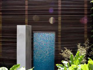 patio garden Holland Andrew van Egmond (ontwerp van tuin en landschap) Modern Garden