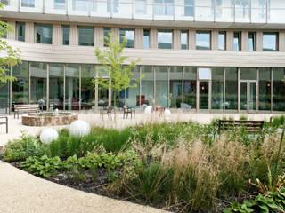Andrew van Egmond (ontwerp van tuin en landschap) Clinics