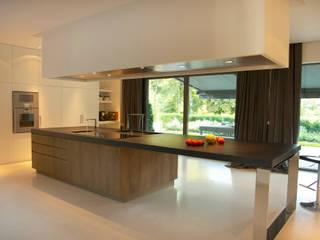 Maison I Cuisine minimaliste par GUILLAUME DA SILVA ARCHITECTURE INTERIEURE Minimaliste