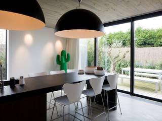 Maison H Cuisine minimaliste par GUILLAUME DA SILVA ARCHITECTURE INTERIEURE Minimaliste