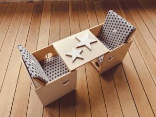 PACK DUO OSIT  + NENJOY:  de estilo  de nuun kids design