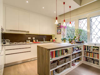 MOB ARCHITECTS Modern kitchen