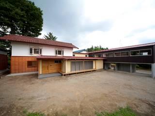 伝統木造のN邸: 建築設計事務所 山田屋が手掛けた家です。