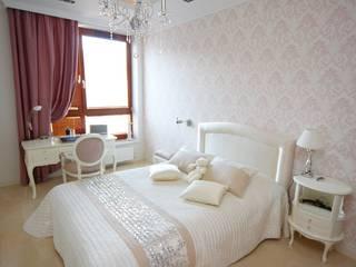 Klassische Schlafzimmer von livinghome wnętrza Katarzyna Sybilska Klassisch