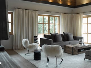 Living room by Bernd Gruber Kitzbühel, Country