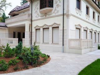 Terrasse de style  par Impronta