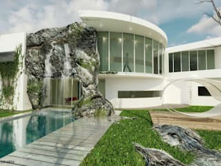 Classic style houses by arquitecto9.com Classic