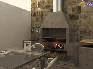 Varios: Terrazas de estilo  por arquitecto9.com