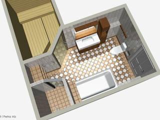 Salle de bain Salle de bain classique par i Petra France Classique