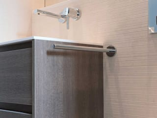 クラシックスタイルの お風呂・バスルーム の SOMHI CONSTRUCCIONES y OBRAS クラシック