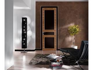 TONDIN PORTE SRL con unico socio Puertas y ventanas de estilo ecléctico