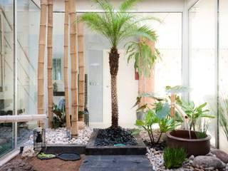 Asian style garden by David Jiménez. Arquitectura y paisaje Asian